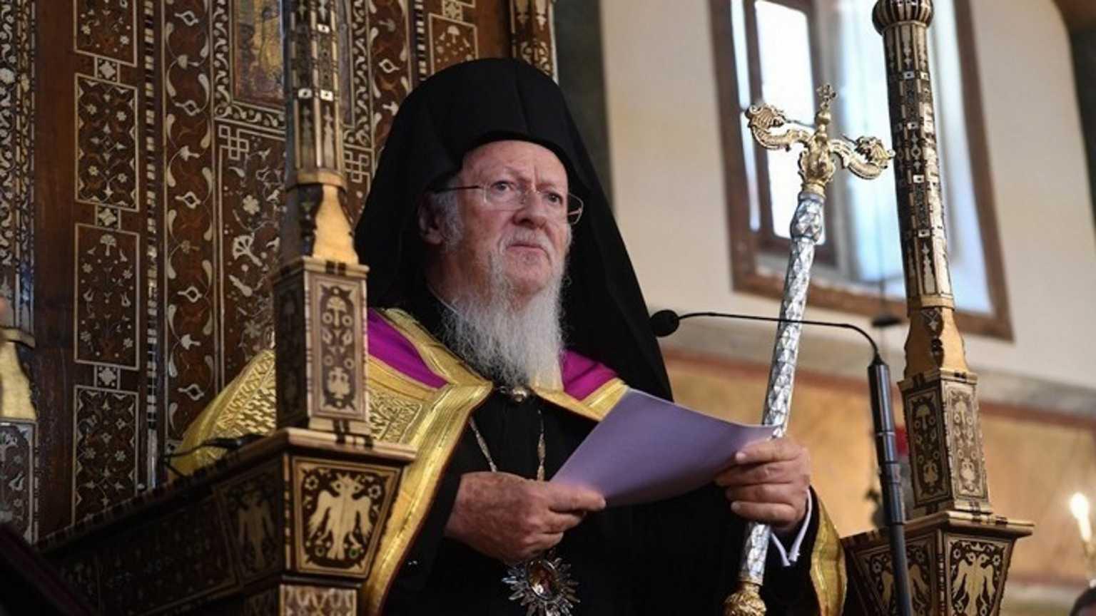 Οικουμενικός Πατριάρχης Βαρθολομαίος – Τζο Μπάιντεν: Κανονικά η συνάντηση στον Λευκό Οίκο