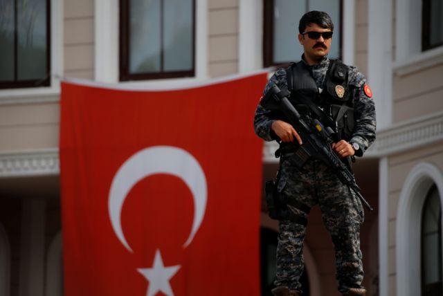 Η Τουρκία ισχυρίζεται ότι συνέλαβε 15 πράκτορες που συνδέονται με τη Μοσάντ