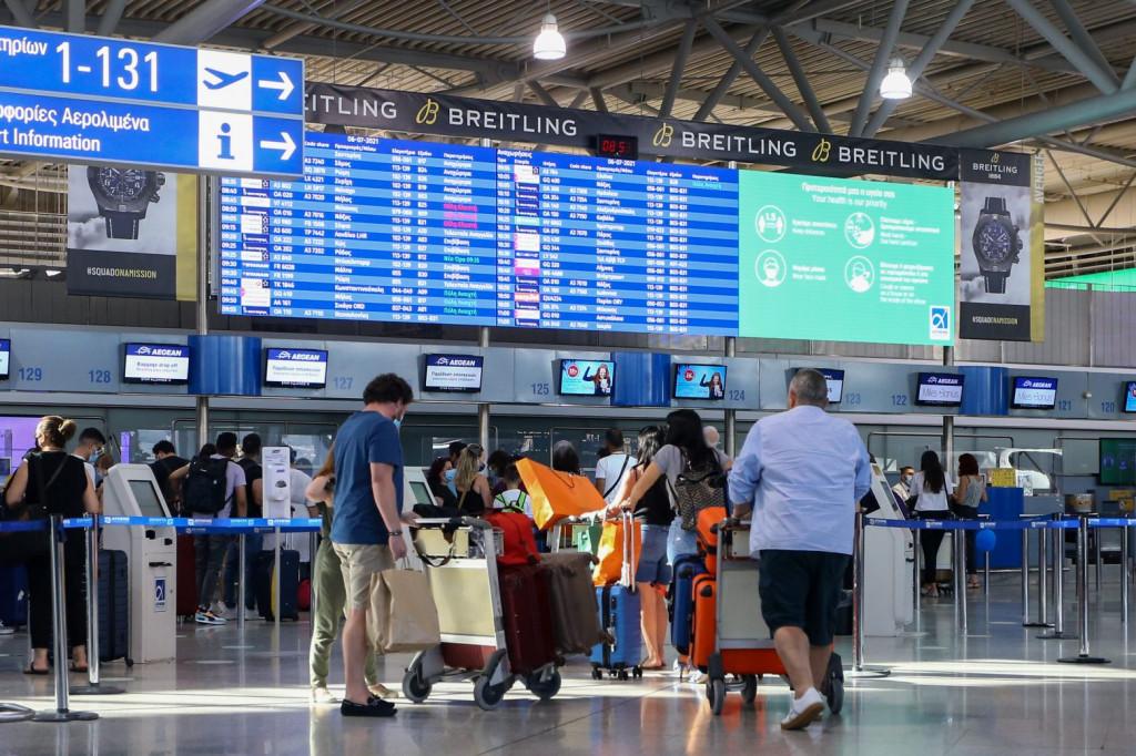 Notam – Μέχρι τις 29 Οκτωβρίου παρατείνεται για τις πτήσεις εξωτερικού – Πώς μπαίνει κανείς στην Ελλάδα