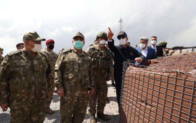 Ακάρ – Μάταιες οι προσπάθειες της Ελλάδας να αποκτήσει υπεροχή έναντι της Τουρκίας