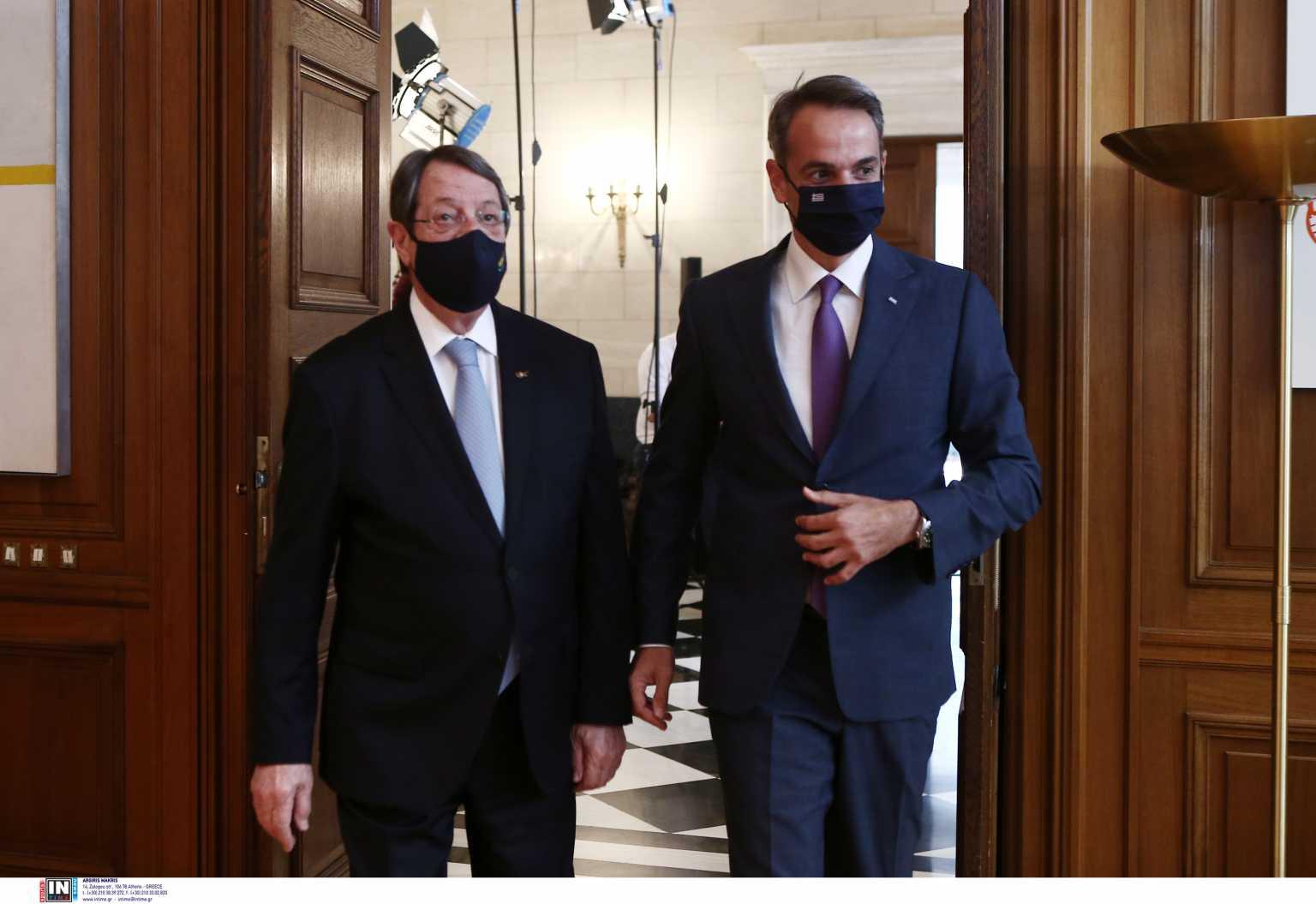Τριμερής Ελλάδας – Κύπρου – Αιγύπτου – Νέες συμφωνίες στον τομέα της ενέργειας