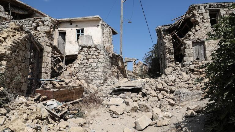 Σεισμός στο Αρκαλοχώρι: 6.152 μη κατοικήσιμα κτήρια – Έτοιμα ήδη 51 πρωτόκολλα κατεδάφισης