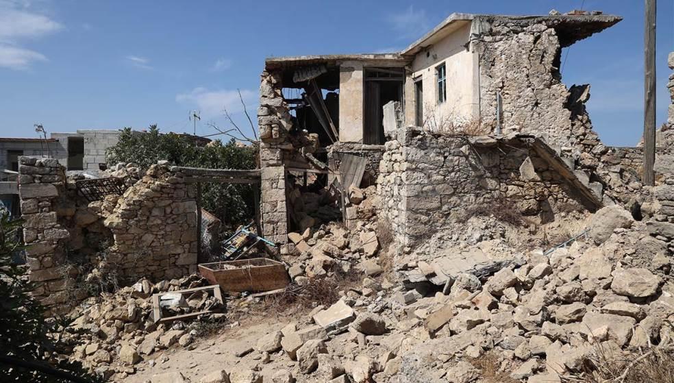 Ηράκλειο: Μικρή «ανάσα» από την πρώτη πληρωμή για τους σεισμόπληκτους - Έρχονται κι άλλοι οικίσκοι