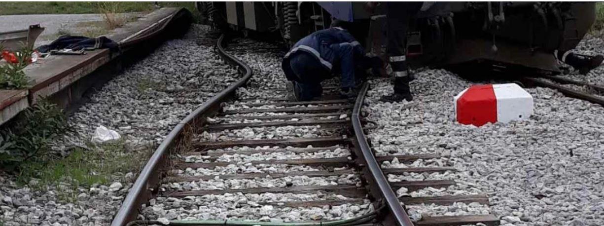 Εκτροχιασμός τρένου έξω από τη Θεσσαλονίκη: Τι λέει ο ΟΣΕ