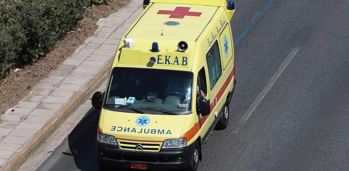 Λάρισα – Σταθερή η κατάσταση του νεαρού που έπεσε από τον 4ο όροφο – Διασωληνωμένος στη ΜΕΘ του ΓΝΛ