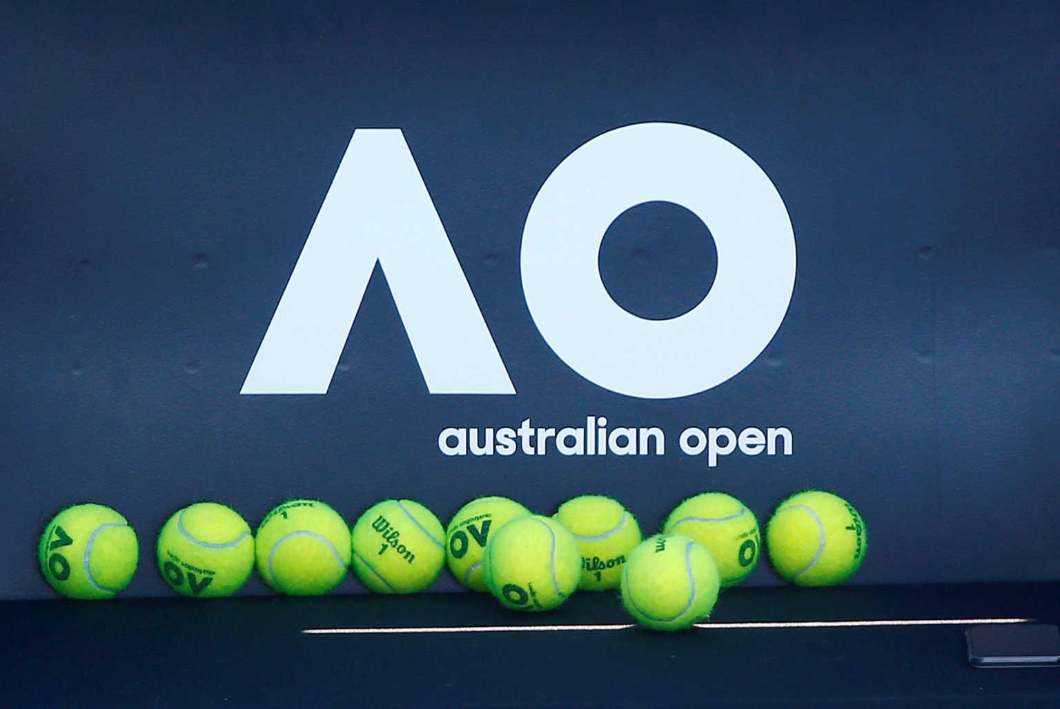 Το Australian Open βάζει στοπ στους ανεμβολίαστους