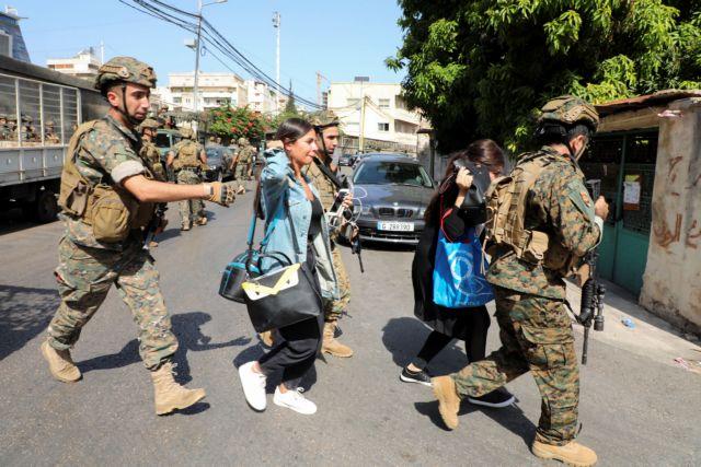 Λίβανος – «Σφαγή» χαρακτήρισε τις ταραχές στη Βηρυτό βουλευτής της Χεζμπολάχ