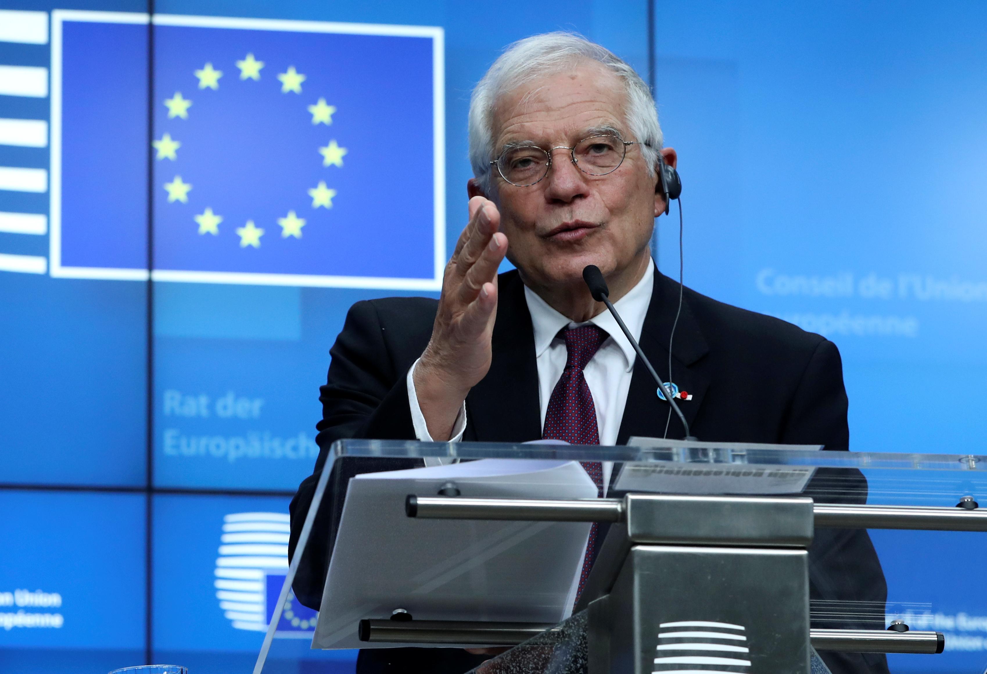 Ζοζέπ Μπορέλ: Η Ευρωπαϊκή Ένωση να δεχθεί άλλους 10-20.000 πρόσφυγες από το Αφγανιστάν