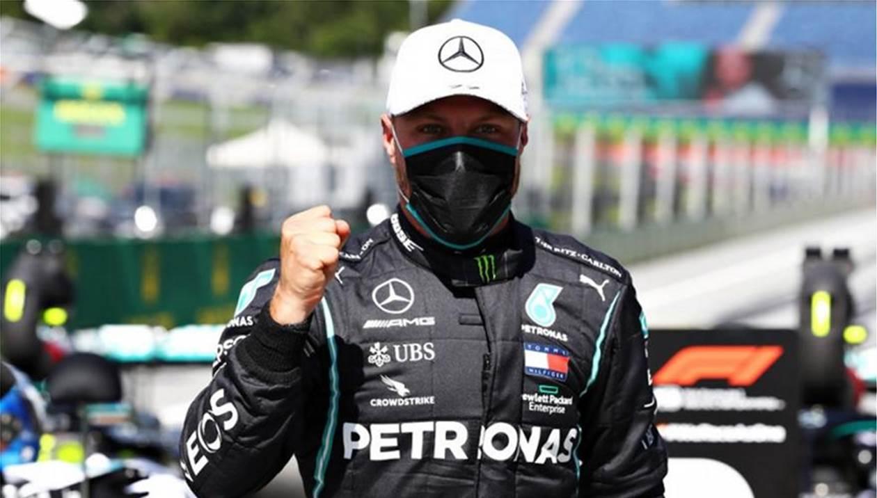 Νικητής ο Μπότας στο Grand Prix της Τουρκίας