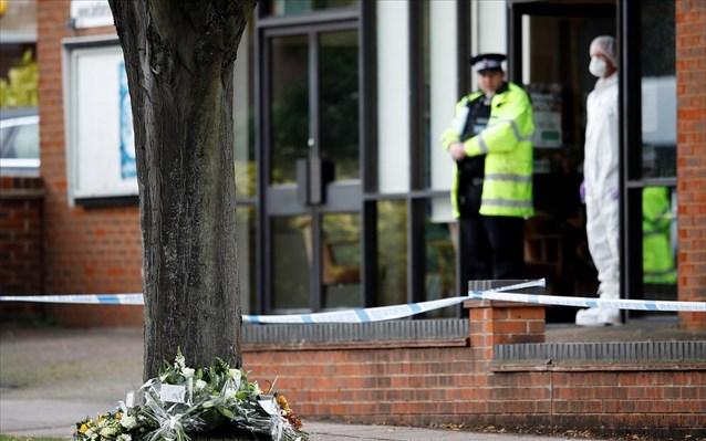 Βρετανία – Δολοφονία Έιμες: Ραντεβού με τον βουλευτή μέσω του γραφείου του είχε κλείσει ο συλληφθείς