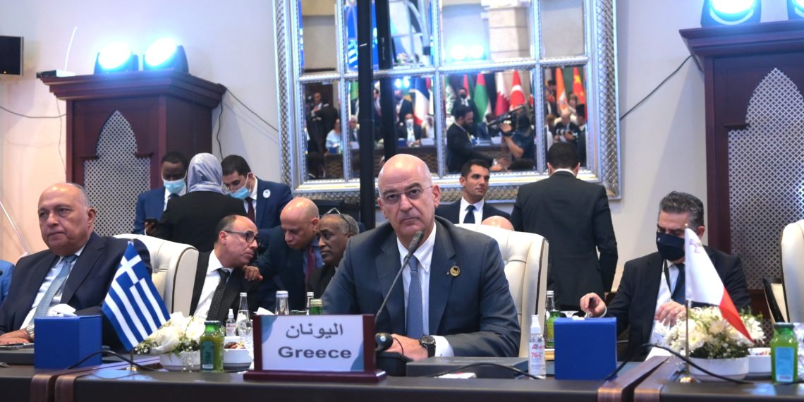 Δένδιας: Η Ελλάδα επιστρέφει στη Λιβύη παρά τις «φιλότιμες» προσπάθειες της Τουρκίας