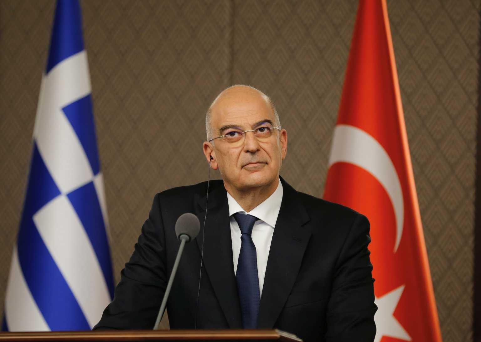 Νίκος Δένδιας: Ηχηρή απάντηση στην Τουρκία για ανατολική Μεσόγειο και έκθεση Κομισιόν