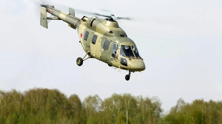 Συνετρίβη ελικόπτερο κοντά στη Μόσχα – Τρεις νεκροί