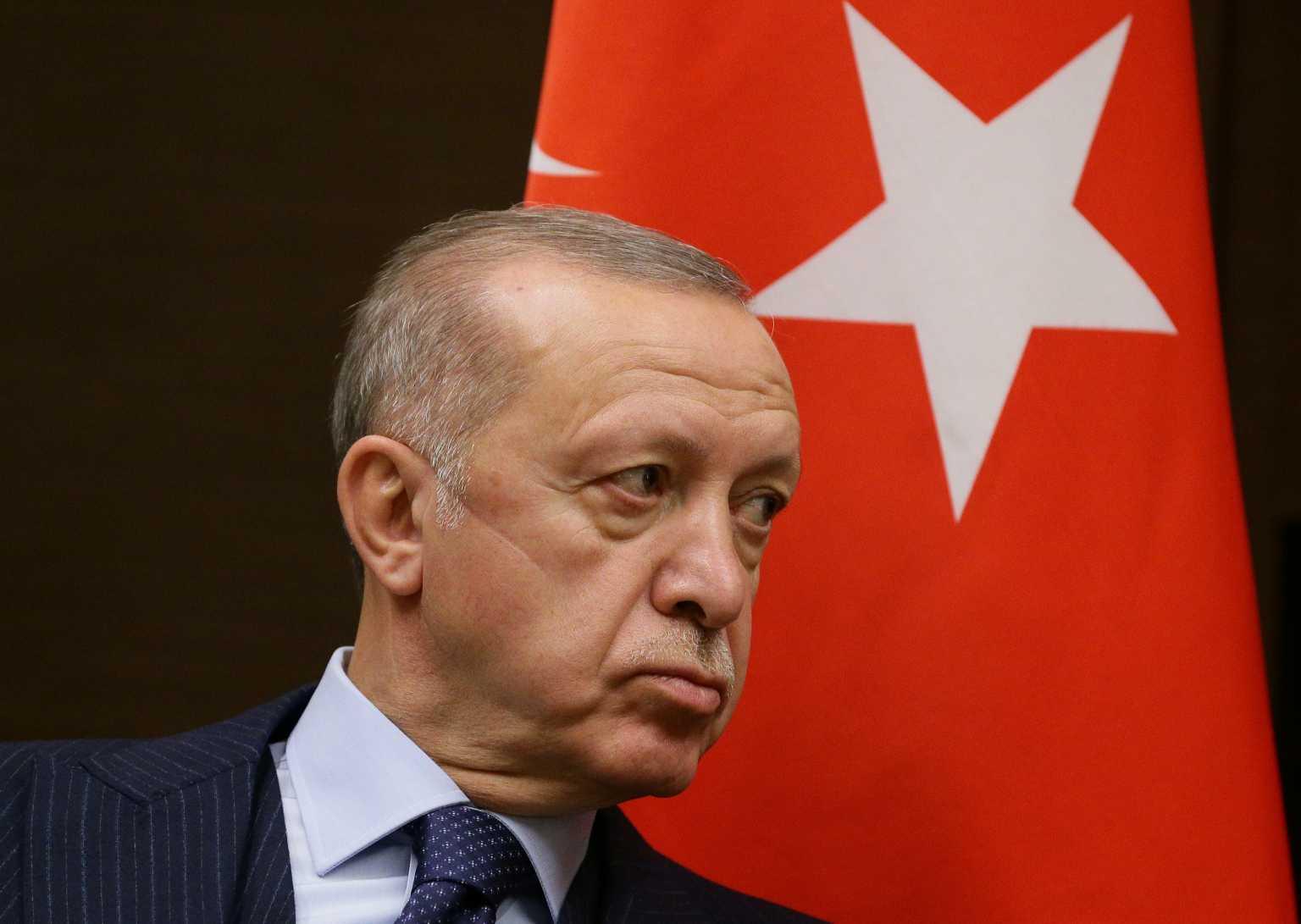 Ερντογάν για ΗΠΑ: Θα πάρουμε πίσω τα λεφτά που δώσαμε για τα F-35