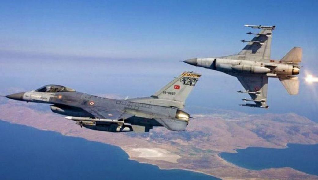 Τέσσερα τουρκικά μαχητικά επάνω από το ελληνικό έδαφος- Ζητείται έστω μία κατάρριψη!