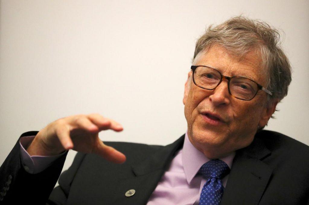 Μπιλ Γκέιτς – Συνεργασία με τη βρετανική κυβέρνηση για επενδύσεις σε πράσινες τεχνολογίες