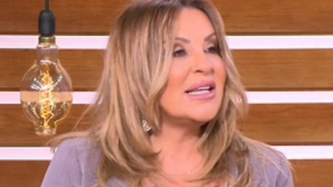 Ναταλία Γερμανού – Ο εκνευρισμός της παρουσιάστριας – «Τι μου το κολλήσατε αυτό; Μου το καταστρέψατε…»