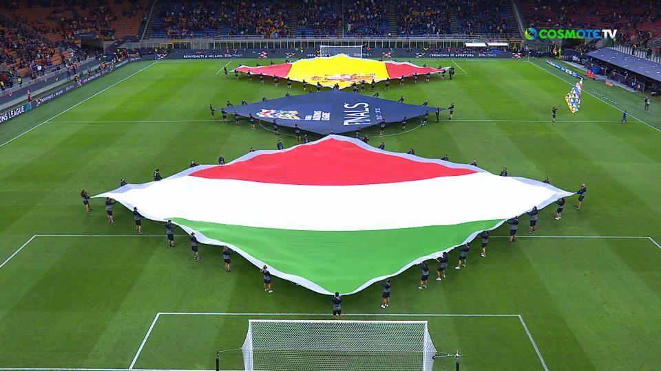 Nations League: Η Ισπανία έσπασε το αήττητο της Ιταλίας και προκρίθηκε στον τελικό