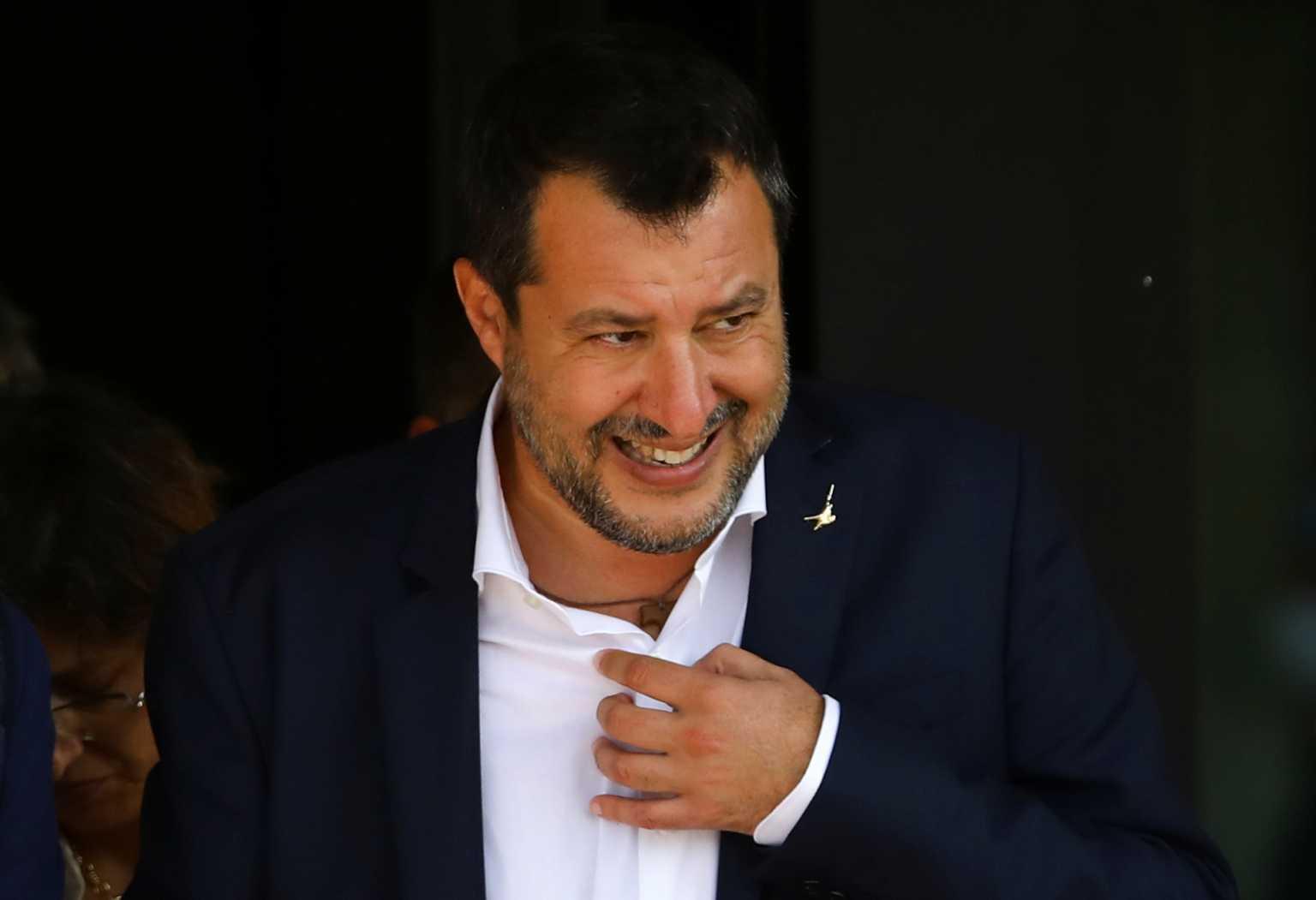Ιταλία: Άρχισε η δίκη κατά του Ματέο Σαλβίνι στη Σικελία