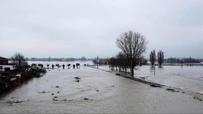 Ιταλία – Ένας νεκρός από τη σφοδρή καταιγίδα στη Σικελία