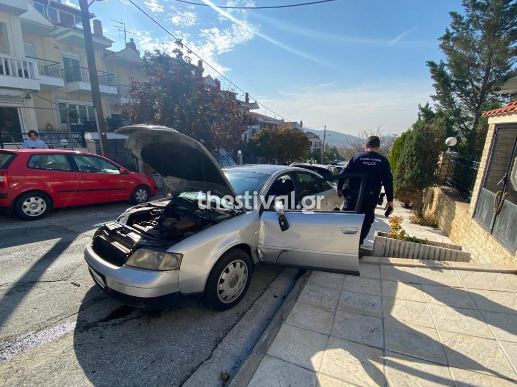 Θεσσαλονίκη – Κινηματογραφική καταδίωξη – Ο δράστης προσέκρουσε σε δεκάδες αυτοκίνητα