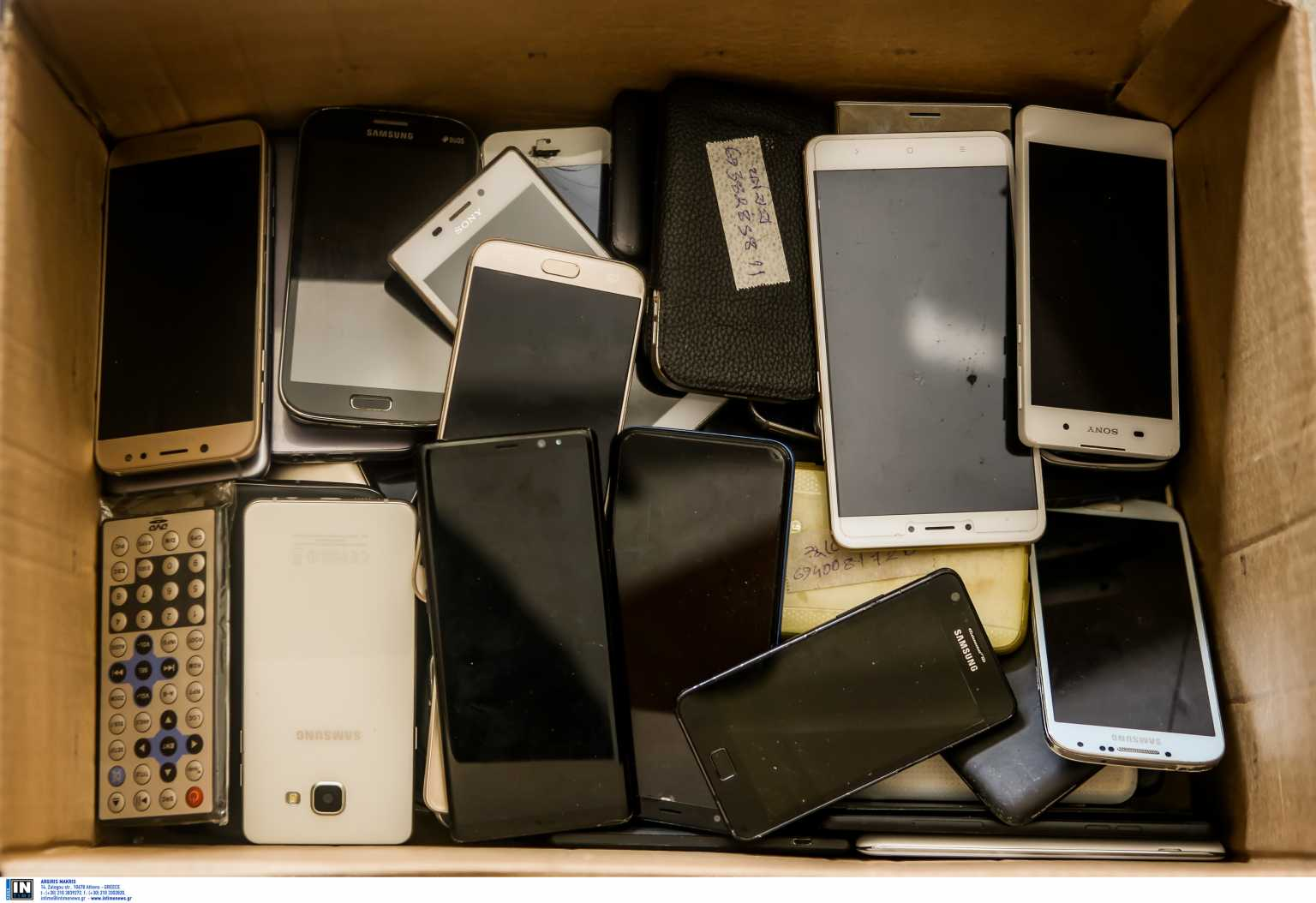 Πιο βαριά και από το Σινικό Τείχος – 57,4 εκατ. τόνοι τα ηλεκτρονικά και ηλεκτρικά απόβλητα το 2021
