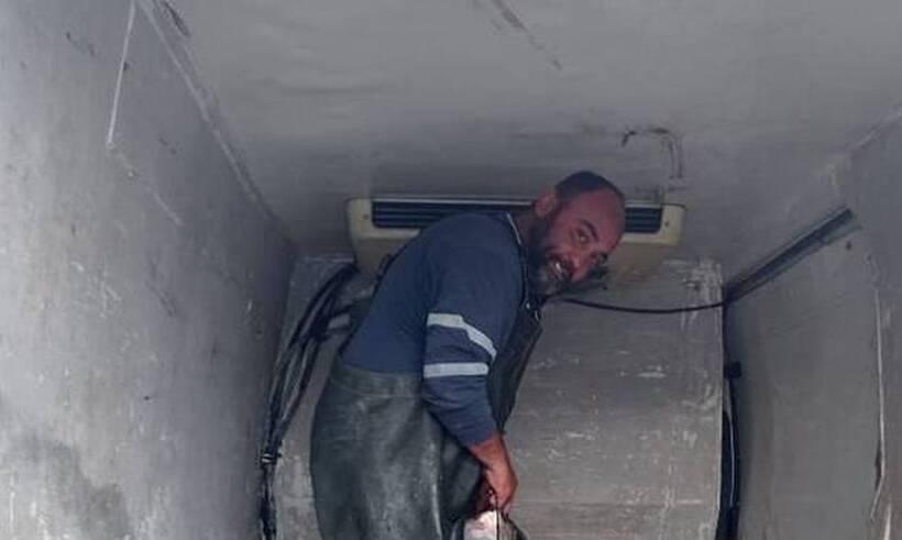 Κοζάνη: Στα δίχτυα ψαρά «τέρας» 123 κιλών! (photos)