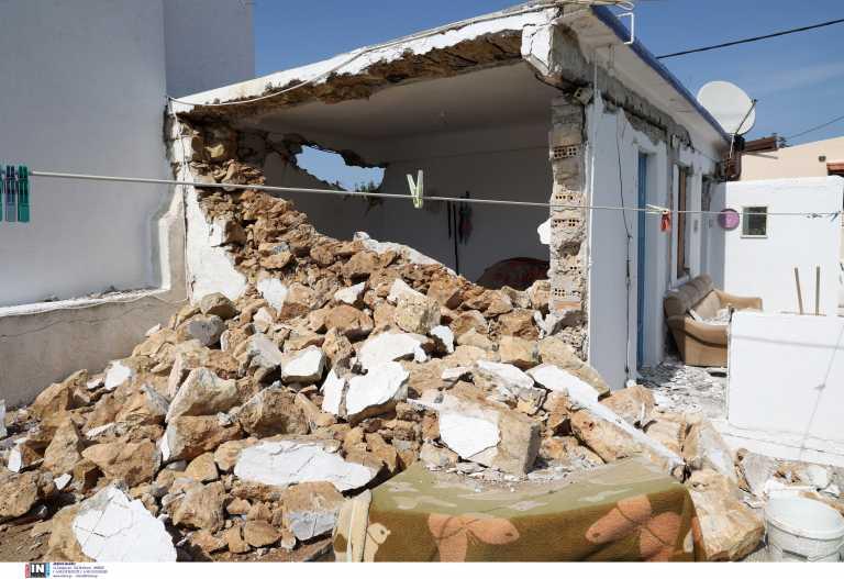 Σεισμός Κρήτη - Δήμαρχος Ιεράπετρας ethnos.gr: Πιο δυνατός από το Αρκαλοχώρι