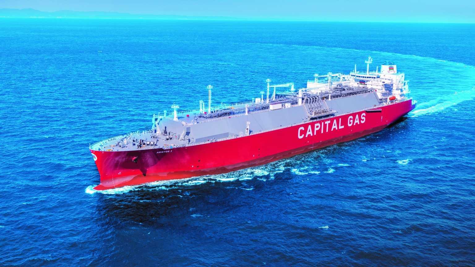 Ρεκόρ κερδών για την CPLP του Ομίλου Μαρινάκη – Δυναμική είσοδος στη μεταφορά LNG