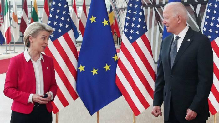 Λευκός Οίκος – Μπάιντεν και φον ντερ Λάιεν συζήτησαν για Δυτικά Βαλκάνια και φορολογικά