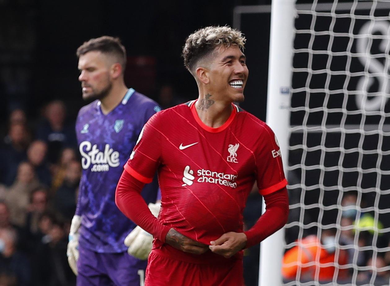 Premier League, Γουότφορντ – Λίβερπουλ 0-5: Με χατ-τρικ Φιρμίνο
