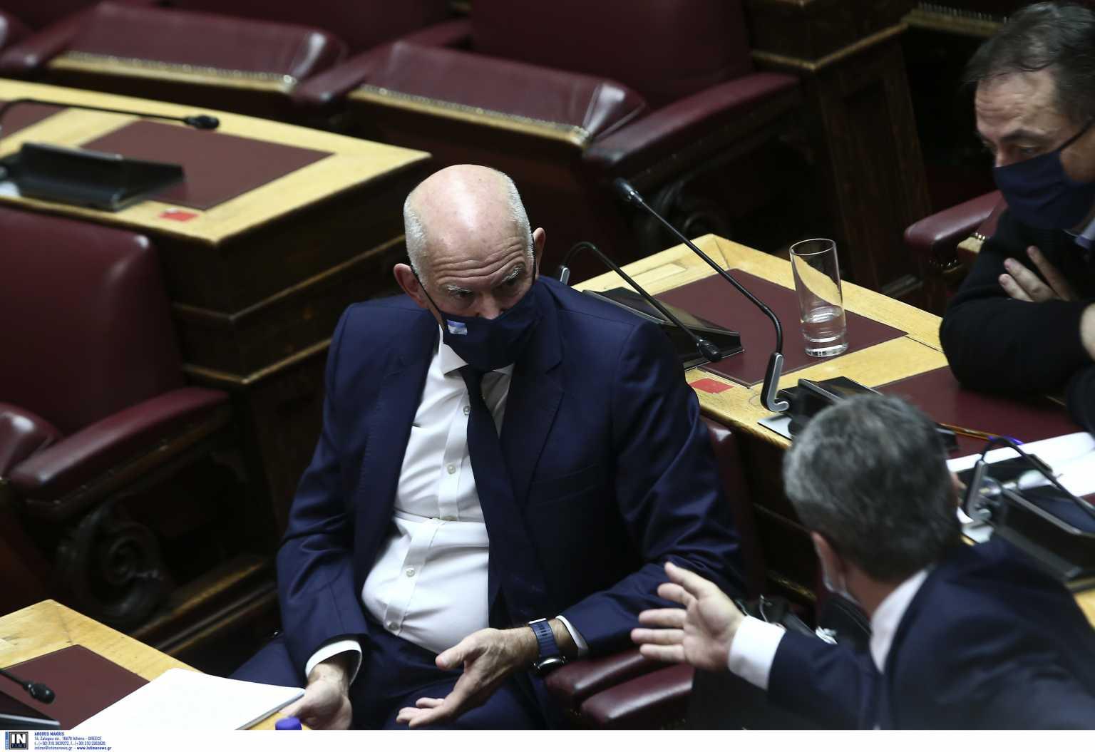 Εκλογές ΚΙΝΑΛ: Αιχμές Λοβέρδου κατά Παπανδρέου για κοινό μέτωπο με ΣΥΡΙΖΑ
