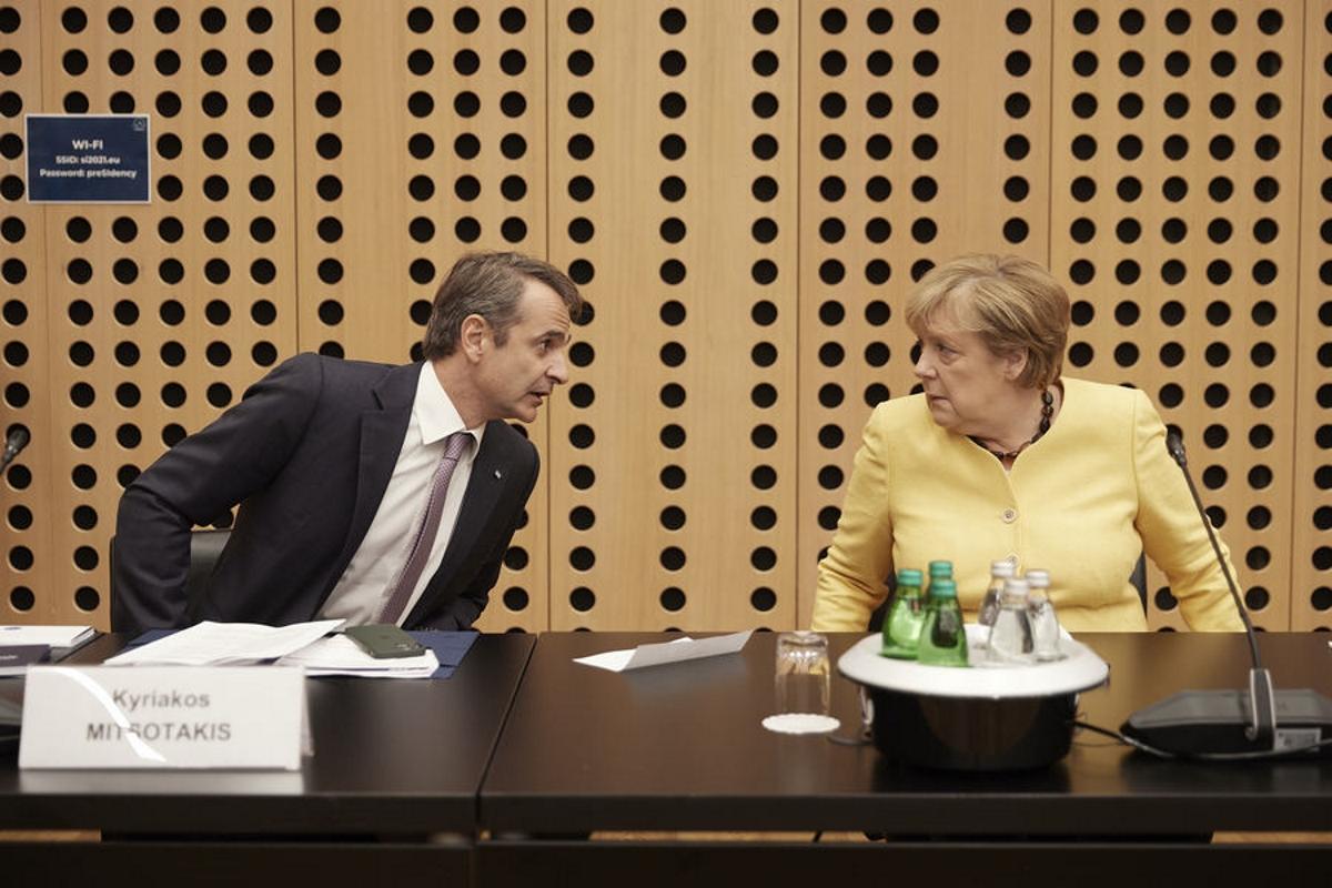 Άνγκελα Μέρκελ: Επίσκεψη στην Αθήνα λίγο πριν εγκαταλείψει την καγκελαρία