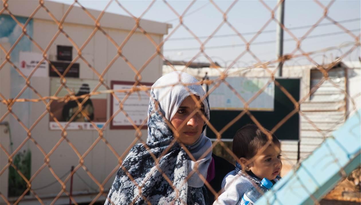 Σάμος: Εκκένωση του καταυλισμού προσφύγων λόγω πυρκαγιάς στη μεγάλη άσκηση «ΠΡΟΜΑΧΟΣ 2021»