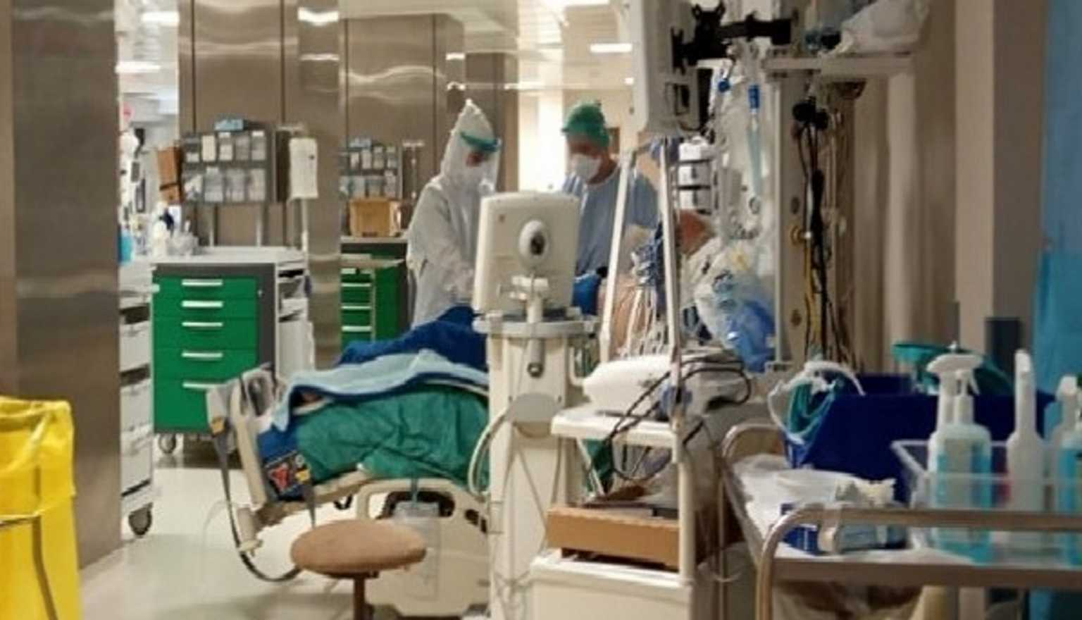 Κορονοϊός – Βόρεια Ελλάδα: 340 άνθρωποι έχασαν τη ζωή τους στις ΜΕΘ – Ανεμβολίαστοι το 88% αυτών