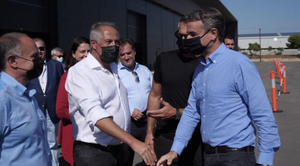 Μητσοτάκης – Γιορτή της δημοκρατίας οι εσωκομματικές εκλογές της ΝΔ – Τι είπε για τον εμβολιασμό