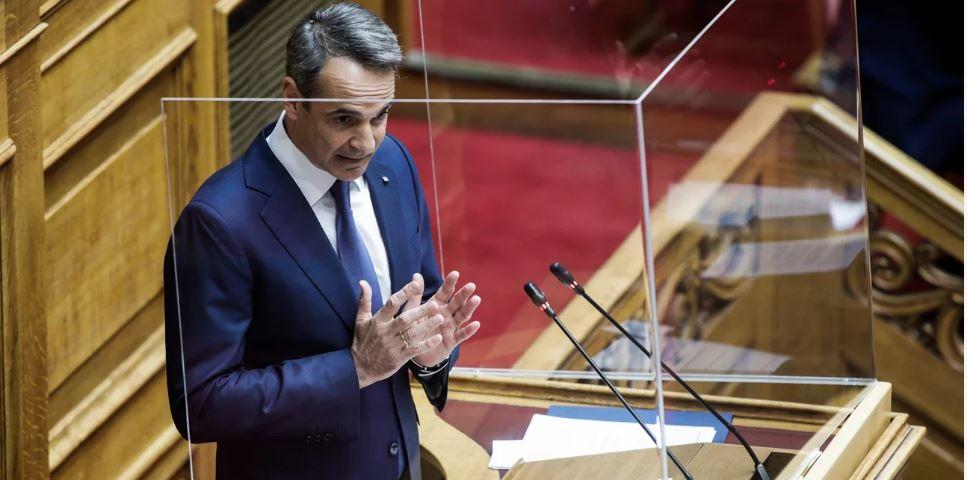 Live Βουλή: Η δευτερολογία του πρωθυπουργού Κυριάκου Μητσοτάκη για τη συμφωνία Ελλάδας-Γαλλίας