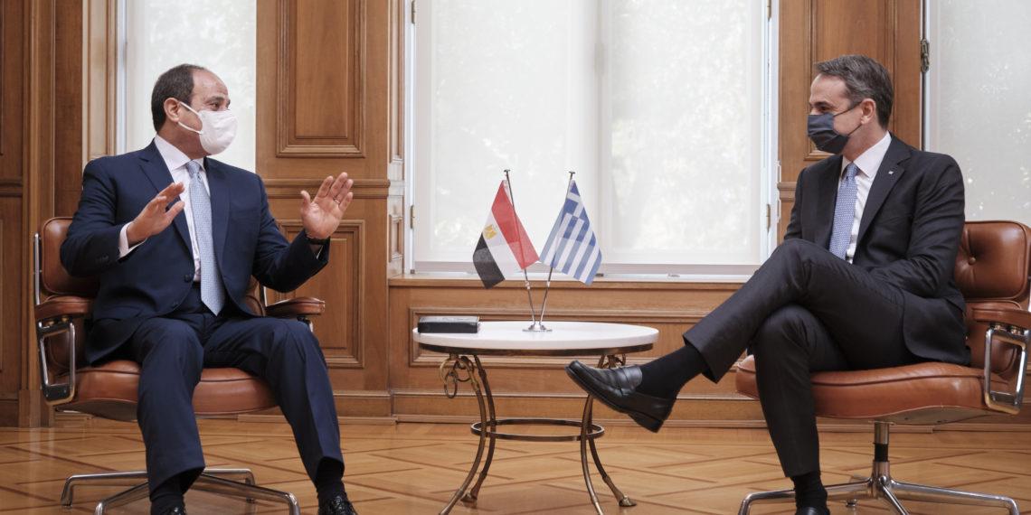 9η Τριμερής Σύνοδος Κορυφής Ελλάδας-Αιγύπτου-Κύπρου με υπογραφές στρατηγικής σημασίας