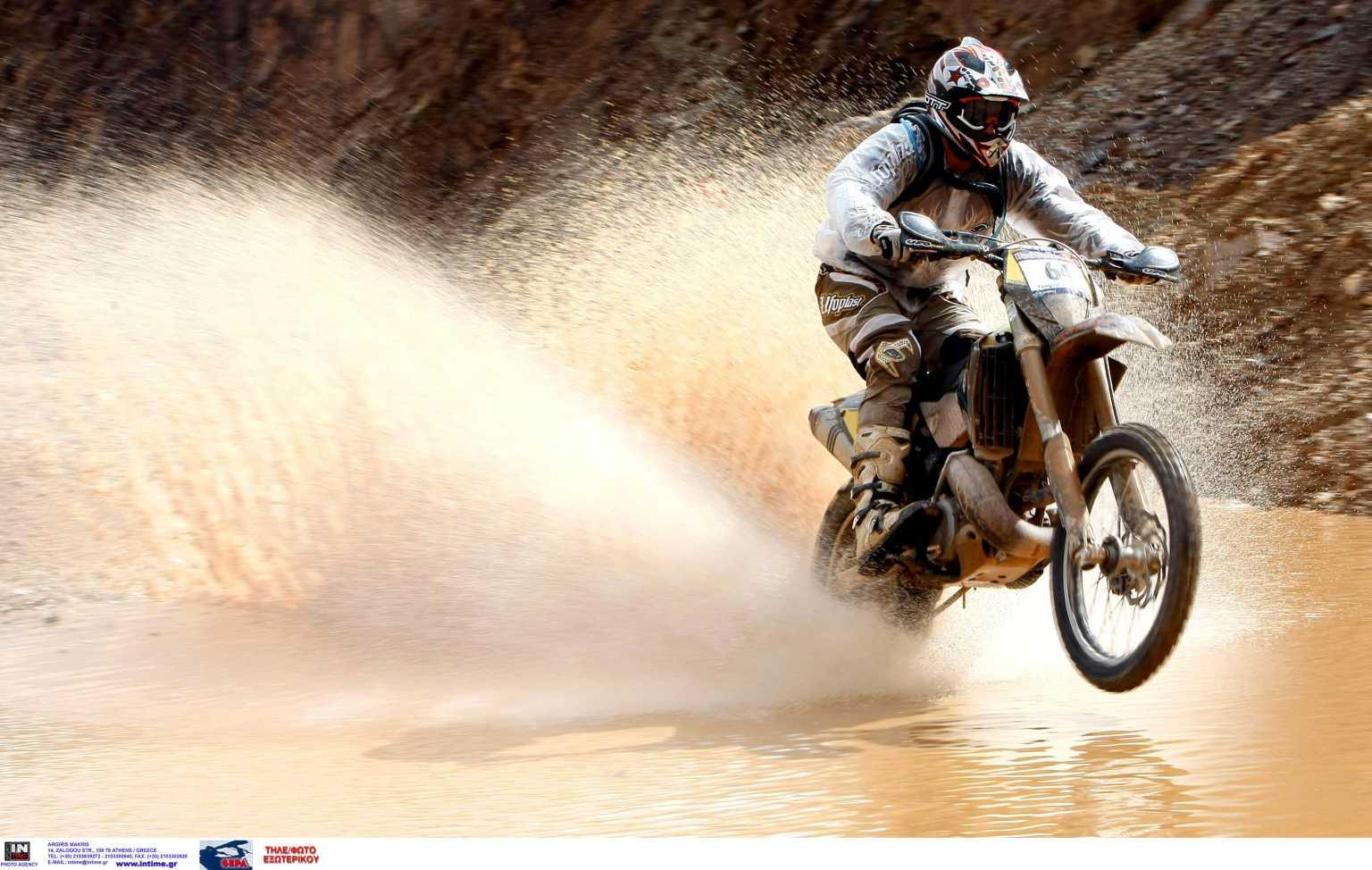 Γιαννιτσά: Ατύχημα σε πίστα Motocross με δύο σοβαρά τραυματίες – Διακόπηκε ο αγώνας