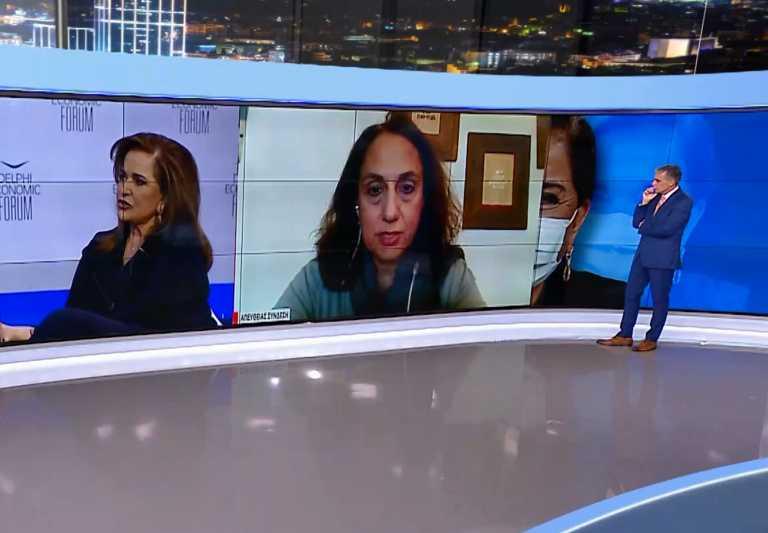 Ντόρα Μπακογιάννη: Καθηγήτρια αιματολογίας αναλύει στο Live News όλα τα δεδομένα για το πολλαπλό μυέλωμα