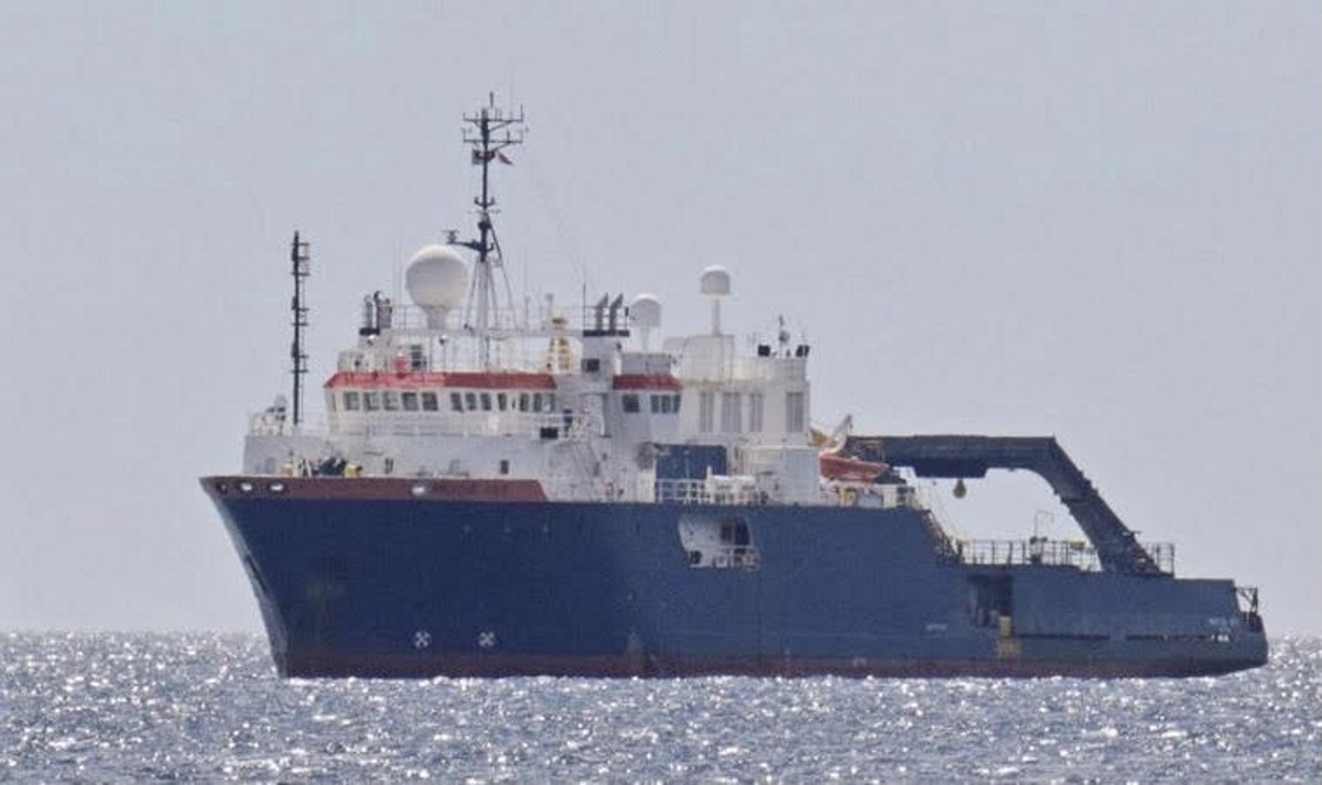 Κυπριακή ΑΟΖ – Nautical Geo: Νέα NAVTEX από τη Λευκωσία για το ερευνητικό σκάφος
