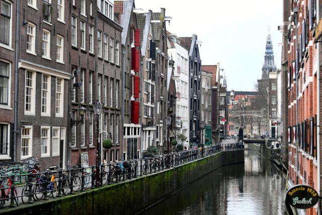 Ολλανδία – Φόβοι για μεγαλύτερη άνοδο της στάθμης της θάλασσας