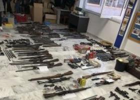 Χανιά – Εξαρθρώθηκε εγκληματική οργάνωση εμπορίας όπλων