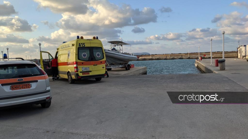 Κρήτη – Παππούς πνίγηκε στην προσπάθεια να σώσει τα εγγόνια του