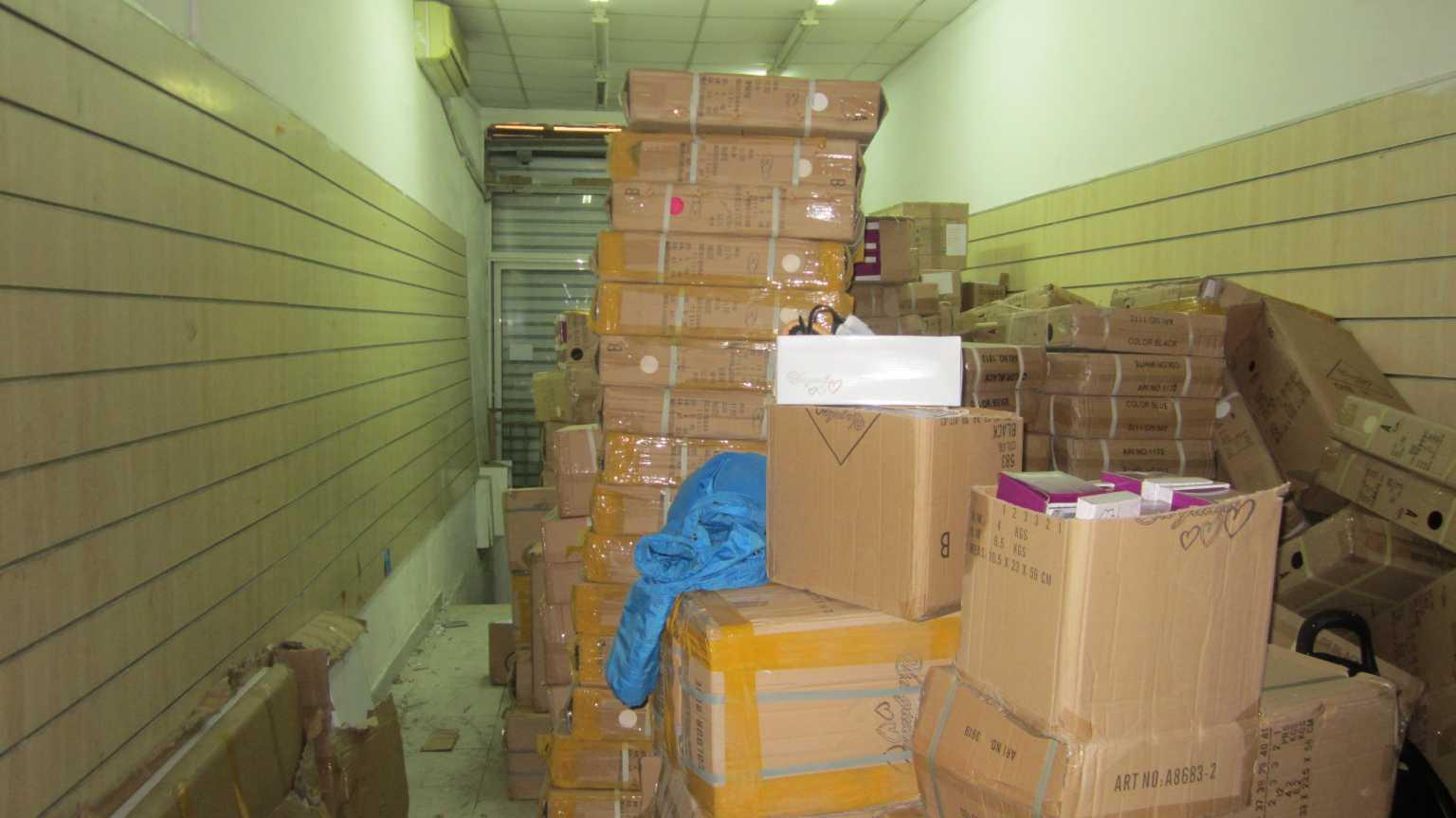 Παρεμπόριο: Πρόστιμα ύψους 41.900 ευρώ από τη ΔΙΜΕΑ