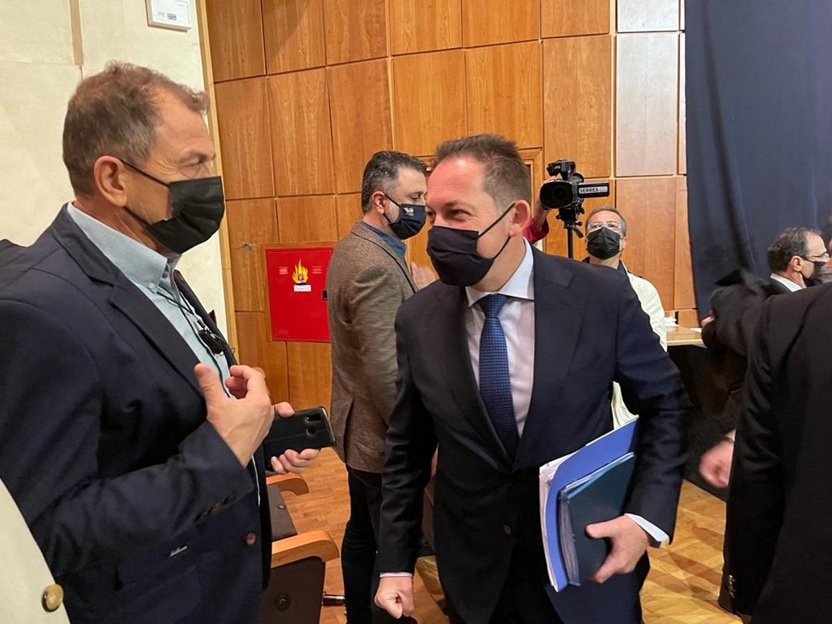 Στέλιος Πέτσας από Σέρρες: Προσπάθειες για αύξηση των εμβολιασμών