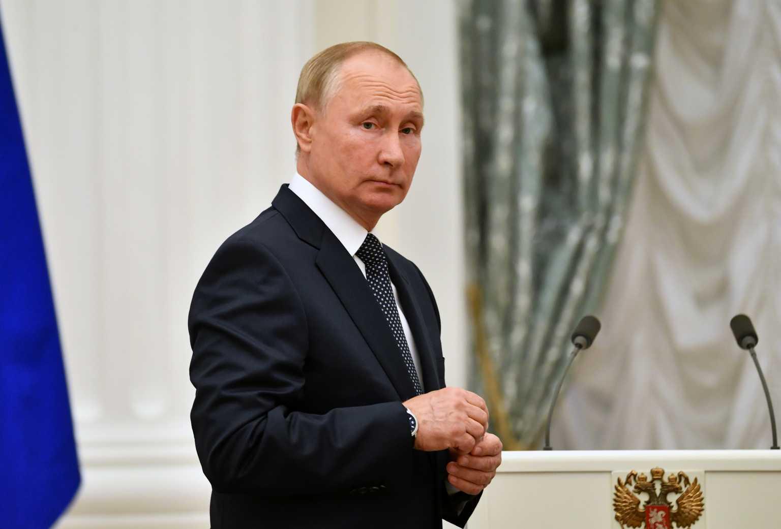 Χωρίς τον Βλαντίμιρ Πούτιν η παγκόσμια διάσκεψη του ΟΗΕ για το κλίμα