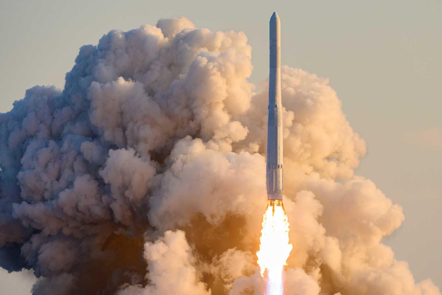 Νότια Κορέα: Εκτόξευσε τον πρώτο πύραυλό της στο διάστημα – Τι δεν πήγε καλά