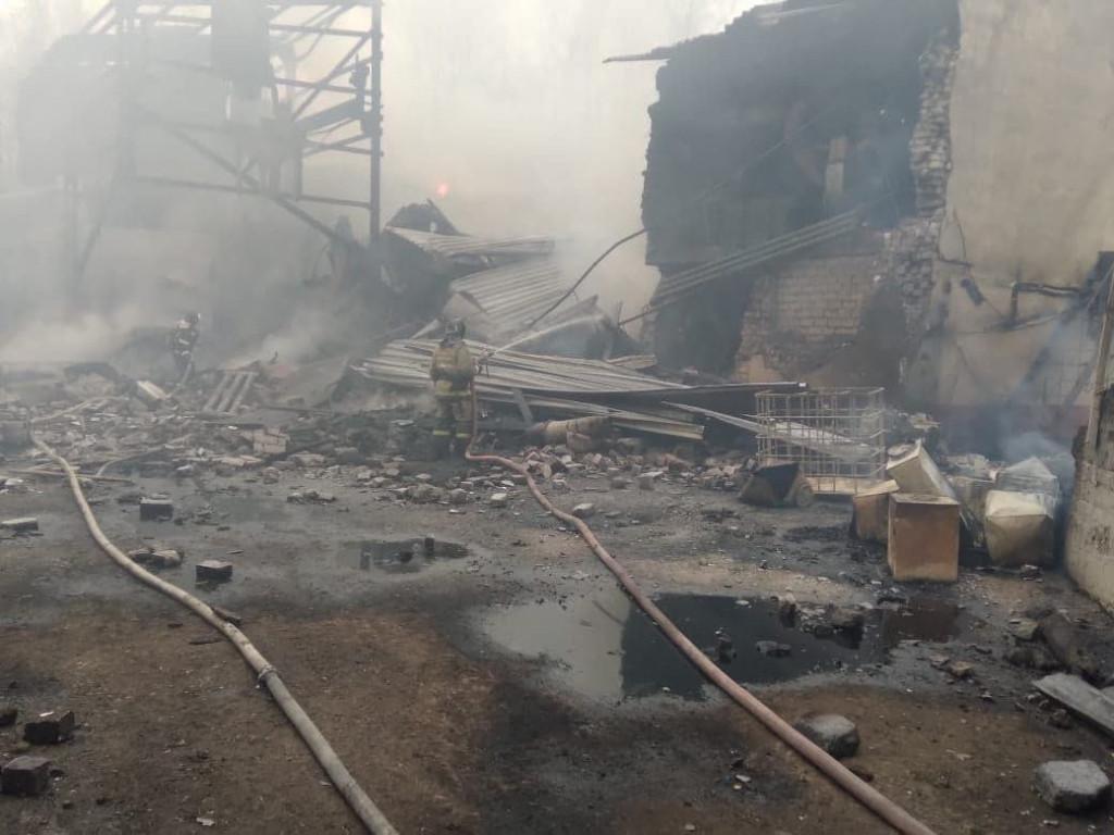 Ρωσία – Τραγωδία στη Ριαζάν – 16 νεκροί μετά από έκρηξη σε εργοστάσιο πυρομαχικών