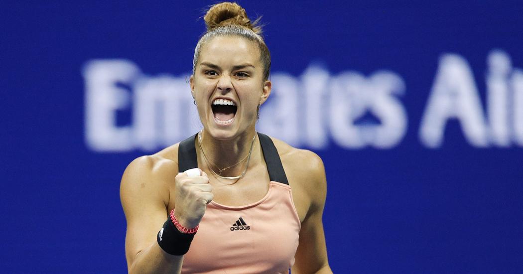 Ξεκούραστα στα προημιτελικά και… στο WTA Finals η Σάκκαρη!